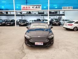 Ford Fusion Titanium 2.016 Blindado 2.0 Turbo Impecável - 2016