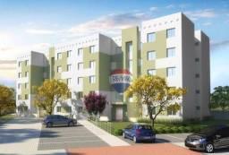 Apartamento com 2 dormitórios à venda, 44 m² por R$ 127.000,00 - Piratini - Alvorada/RS