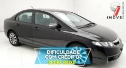 Honda Civic Score Baixo Nao Consegue Financiar - 2011