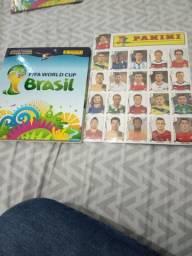 Álbuns Copa do mundo 2014