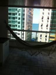 Locação de temporada no centro de Balneário Camboriú-Quadra mar-3 dormit