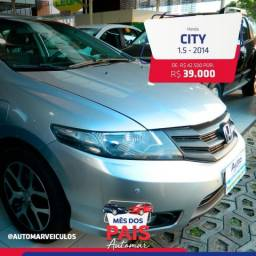 Honda city 2013/2014 1.5 sport 16v flex 4p manual - 2014
