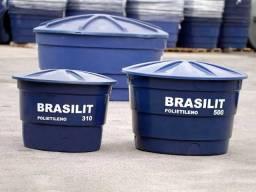 Um reservatório de água 310 litros brasilit
