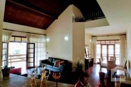 Casa à venda com 4 dormitórios em Ouro preto, Belo horizonte cod:257650