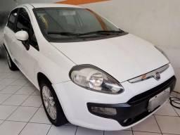 02 Fiat punto atractive completo - 2013