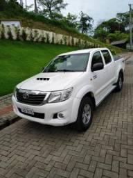 Toyota Hilux 2013 CD4x4 SR Autom. Diezel - 2013