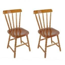 Conjunto 8 Cadeiras de Cozinha Dalas