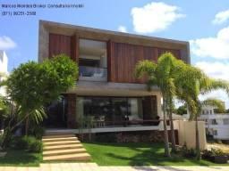 Mansão lindíssima e moderna em Alphaville Salvador 1. R$7.300.000,00. Imóvel de Arquiteto,