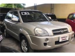 Hyundai Tucson 2.7 mpfi gls 24v 180cv 4wd gasolina 4p automático - 2008