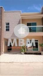 Vendo casa em condomínio no Eusébio com 111 m² e 3 quartos por apenas R$ 285.000,00