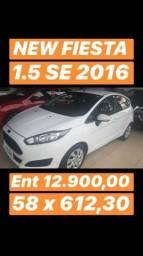 New Fiesta 1.5 Se 2016 - 2016