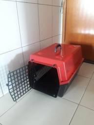 Caixa transportadora para caes e gatos