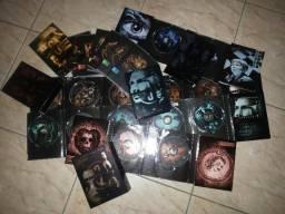 DVD Arquivo X Box 1ª até 6ª