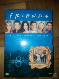 Box Dvd Friends 8 temporada