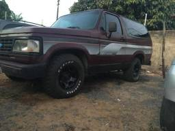 Bonanza D20 Deluxe a Diesel Completa!! - 1992