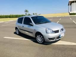 Renault Clio 1.0 Campus 16v flex 2012 Vendo e financio - 2012