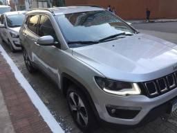 Aceito troca - Jeep Compass Longitude DIESEL 2018 - 2018