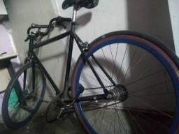 Mountain bike de aliminio super leve