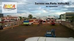 Terreno comercial à venda, no bairro Agenor de Carvalho, Porto Velho