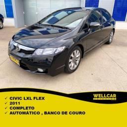 Honda New Civic LXL 1.8 i-VTEC (Couro) (Automático) , Muito conservado!