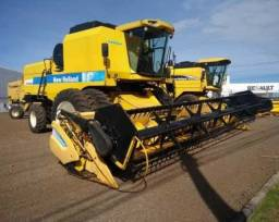 New holland pagamento mensal ou anual