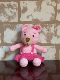 Ursinha Baby - Amigurumi