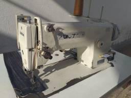 Máquina de costura industrial reta eletrônica Brother
