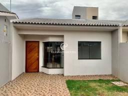 Casa nova de laje com 3 quartos - Jardim Ipê 2