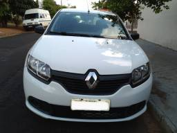 Renault Sandero authentique 1.0 flex 2016 completo