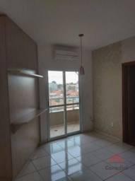 Apartamento de 1 quartos para locação, 43m2
