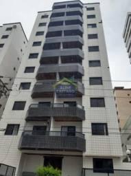 Apartamento à venda com 2 dormitórios em Ocian, Praia grande cod:SV101