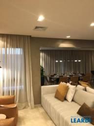 Apartamento à venda com 3 dormitórios em Vila clementino, São paulo cod:619626