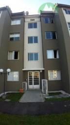 Apartamento com 2 dormitórios para alugar, 43 m² por R$ 500,00/mês - Sítio Cercado - Curit