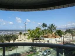 Apartamento com 3 dormitórios para alugar, 156 m² por R$ 4.200/mês - Canto do Forte - Prai