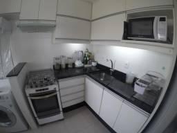 Apartamento à venda com 2 dormitórios em Barreiros, São josé cod:571