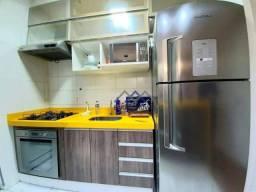 Apartamento com 3 dormitórios à venda, 66 m² por R$ 380.000,00 - Cidade Luiza - Jundiaí/SP