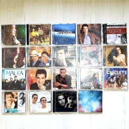 Kit com 19 CDs, - 100,00 Tudo!!!!
