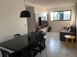 Ed. Sorrento. Apartamento com 3 dormitórios para alugar, 64 m² por R$ 2.500/mês - Ponta Ve