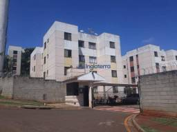 Apartamento para alugar, 48 m² por R$ 750,00/mês - Cidade Industrial II - Londrina/PR