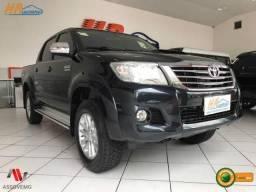 Toyota Hilux 2.7 SRV 4X4 CD 16V4P AUTOMÁTICO
