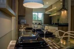 Flat Mobiliado à venda. Brisa Calma no melhor de Ponta Negra, 40 m² por R$ 330.000