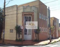 Sobrado com 5 dormitórios para alugar, 241 m² por R$ 3.000,00/mês - Vila Tibério - Ribeirã
