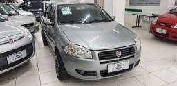 Fiat siena 1.0 fire el cinza 2010 flex