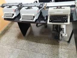 Máquinas de Escrever e Calculadoras