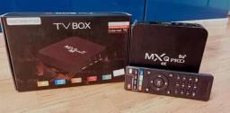 Tv box  novo (loja)