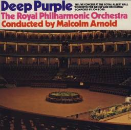Deep Purple - The Royal Philharmonic Orchestra - Concerto For Group And Orchestra