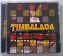 Cd Timbalada - Ao Vivo
