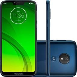 Motorola Moto G7 Power 64 GB Azul Aceito trocas...