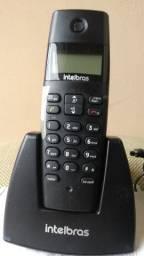 Telegone s/fio intelbras TS40 ID