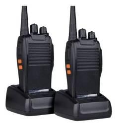 2 Radio Comunicador (walkie talkie) Profissional 16 Canais 2km de distância